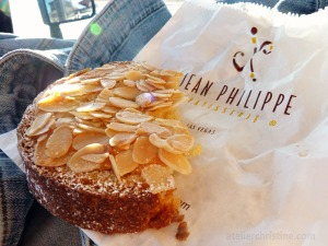 Almond Brioche. Source: Atelier Christine.