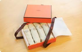 The Hermès travel or gift set.