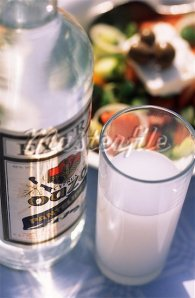 Greek Ouzo. Source: Photocuisine.