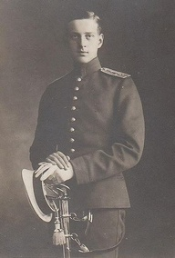 The Grand Duke in his uniform.