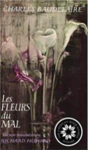 """Les Fleurs du Mal,"" Charles Baudelaire."