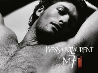 The abbreviated version of M7 ad that was run in most magazines. For the full, uncensored version see the review at One Thousand Scents, linked to below.