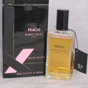 """Fracas"" Eau de Toilette. Quite probably, the Arpel version."