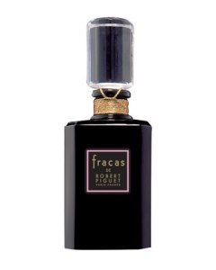The bottle for Fracas's Pure Parfum (or Extrait de Parfum) concentration.