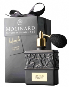 The new Habanita 2012 Eau de Parfum.