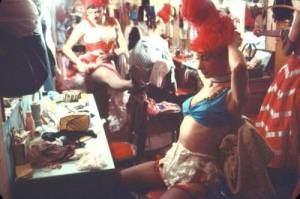 Can-can dancers at the famous Moulin Rouge. Source: the very cool Dressign Rooms entry on the Tina Tarnoff blog, Thought Patterns: http://tinatarnoff.typepad.com/thought_patterns/2009/06/dressing-rooms.html