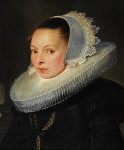 Cornelis de Vos, Flemish Baroque painter, 1584-1651. Source: This Ambiguous Life Blogspot.