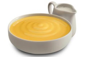 Vanilla Custard.Source: Sacchef's Blog.
