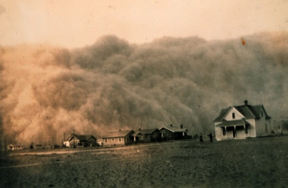 Dustbowl 1930s