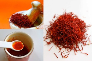 Saffron. Source: FoodandFarsi.com