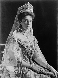 Alix Romanov, last Tsarina