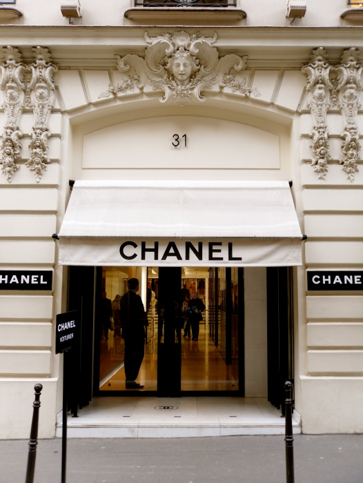Chanel headquarters