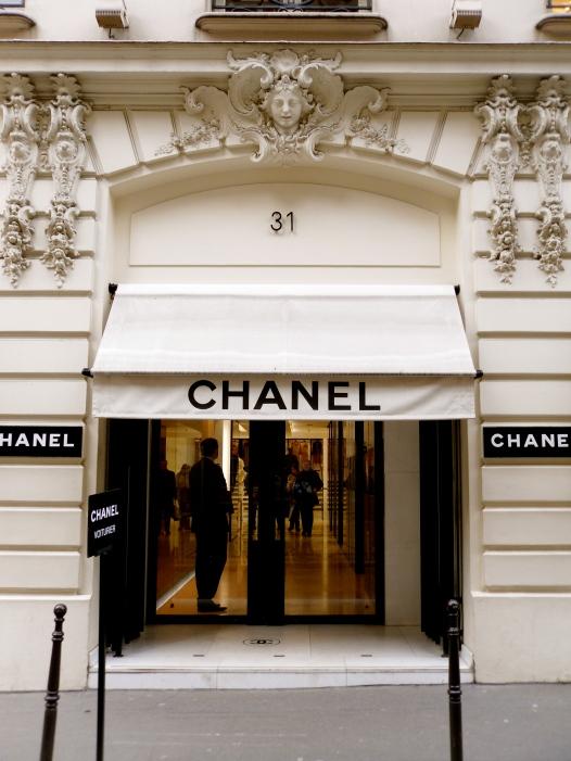 Chanel headquarters