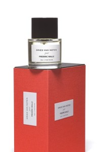 Small sized bottle of Dries Van Noten par Frederic Malle.