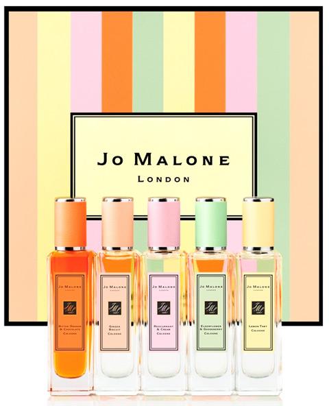 Jo Malone Sugar and Spice Collection