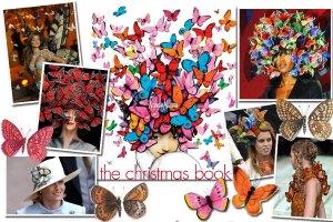 Neiman Marcus' butterflies.