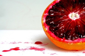 Blood Orange. Source: Twitter.