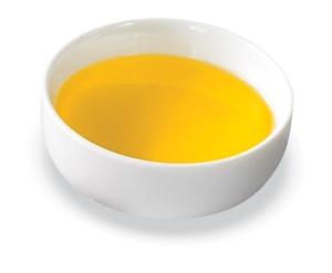 Clarified butter.