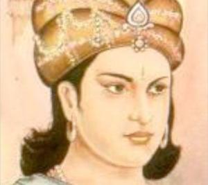 Emperor Ashoka.