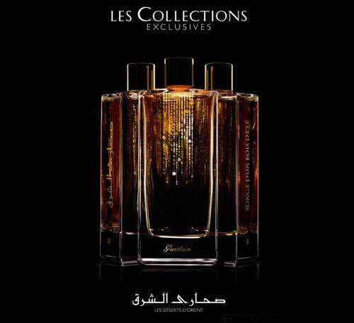Guerlain Les Desert d'Oriente collection