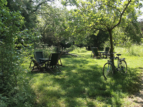 Orchard Tea Gardens at Grantchester. Source: Flickr