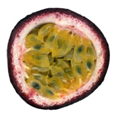Passion fruit. Source: fo-od.co.uk.