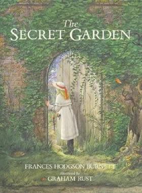 SecretGarden book