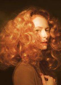 Tilda Swinton Red Hair