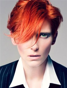 Tilda Swinton Red