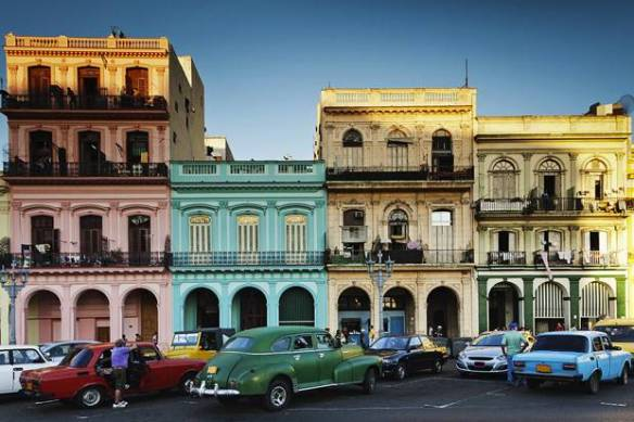 Havana. Source: Standard.co.uk.