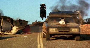 Scene from Mad Max 2 via cinemasights.com