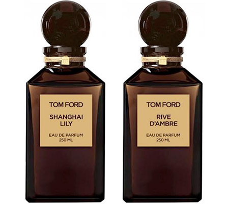 New perfume releases tom ford atelier d 39 orient collection for Atelier catherine masson parfum maison