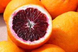 Blood Orange via Fragrantica