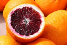 Blood Orange via Fragrantica