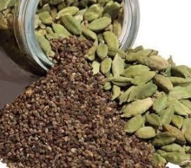 Cardamom. Source: kitchenheadquarters.org