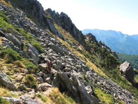 Corsica. Photo by: Rolling Thunder. Source: Trailjournals.com http://www.trailjournals.com/entry.cfm?id=393192