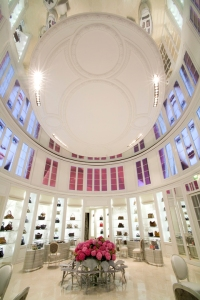 Inside the re-designed Dior headquarters. Source: Glamshops.ro