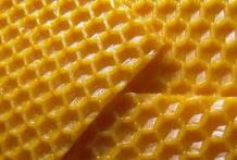 Beeswax. Source: honey-center.gr