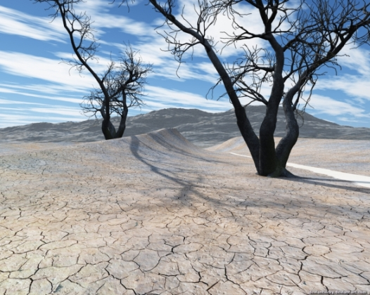"""""""Dry Lake Bed"""" by *VickyM72 on Deviantart.com http://vickym72.deviantart.com/art/Dry-Lake-Bed-184992067"""