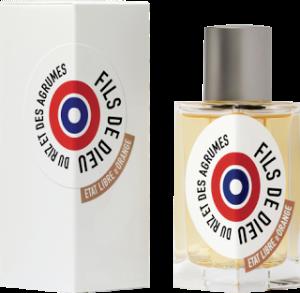 etat libre d'orange fils de dieu perfume bottle and box