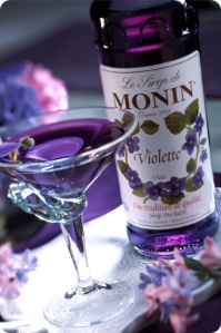 Monin Sirop de Violette. Source: us.monin.com