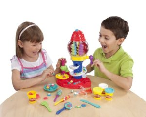 Play-Doh set and station via Amazon.com