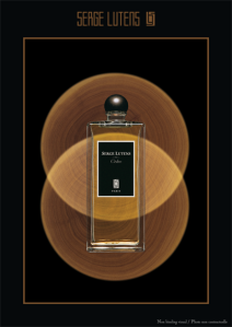 Cedre via Serge Lutens Facebook page.