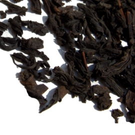 Tarry Lapsang Souchong smoked tea. Source: theteamakers.co.uk