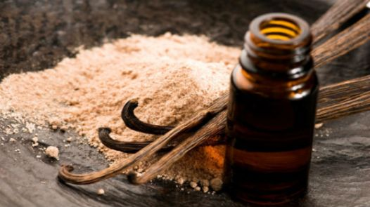 Vanilla powder and essence. Source: food.ninemsn.com.au