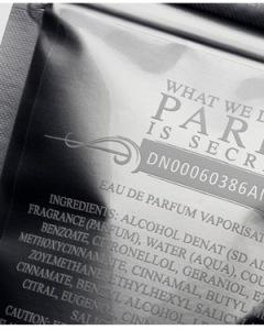 The WWDIPIS bag. Source: Fragrantica