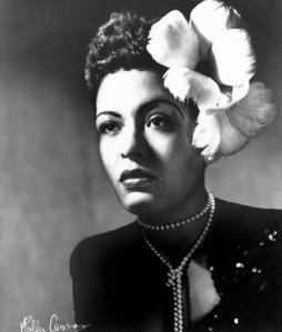 Billie Holiday. Source: Soundcloud.com