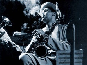 Dexter Gordon. 1948. Photo: Herman Leonard via vk.com