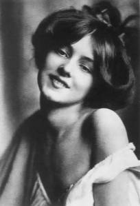 Evelyn Nesbit.