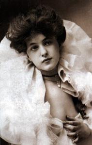 Evelyn Nesbit.